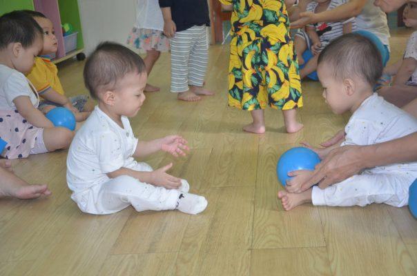 Trường mầm non nhận trẻ 12 tháng ở Gò Vấp